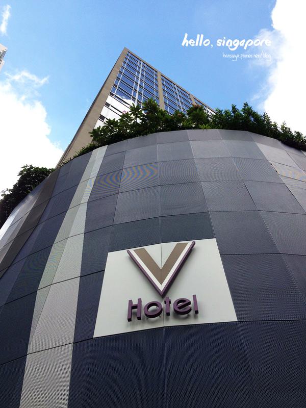 新加坡│V Hotel Lavender::極推薦!平價便利又舒適