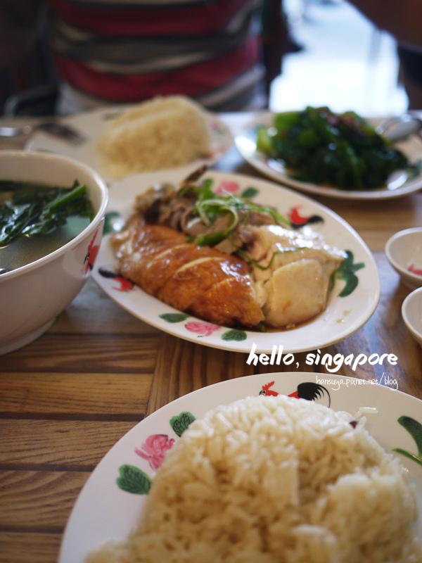 新加坡│威南記海南雞飯:: 名不虛傳的道地好滋味