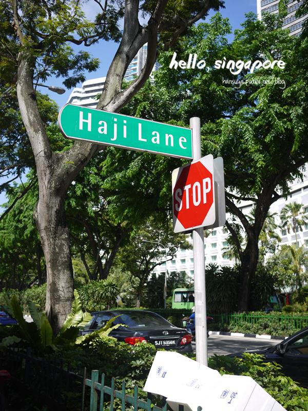 新加坡│哈芝巷 Haji Lane::老地區新生命,星國文創小基地