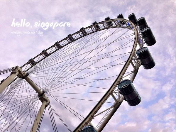 新加坡│新加坡摩天觀景輪 Singapore Flyer::至高的視野,新加坡美景一覽無遺