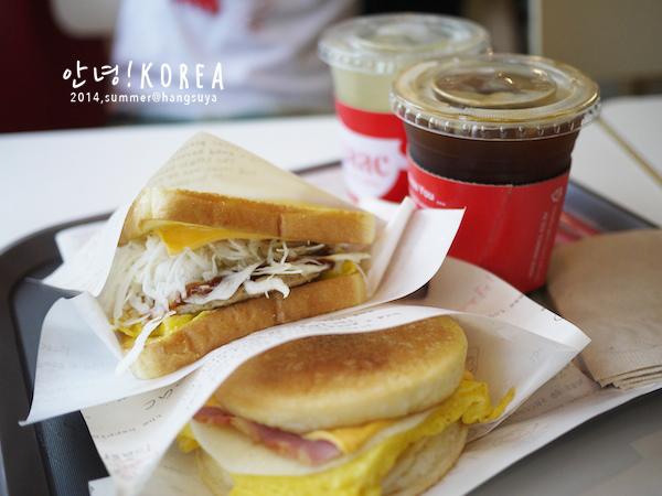 首爾|Isaac Toast ::韓國國民美食,最方便的早餐選擇