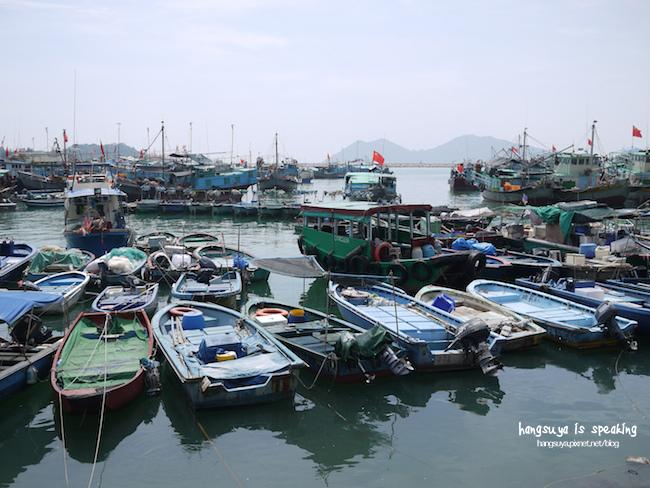 香港|長洲:: 誰說香港只能買東西吃東西