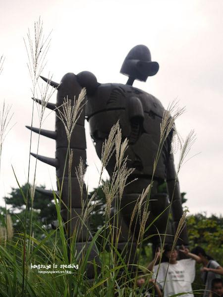 東京|三鷹之森吉卜力美術館