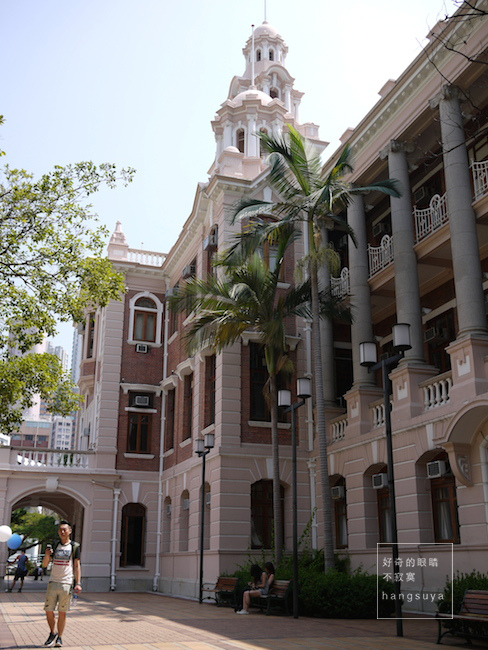 香港│造訪香港大學