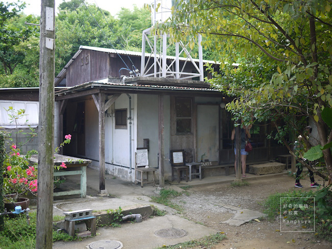 沖繩│パン屋 水円 養了頭驢子的麵包店