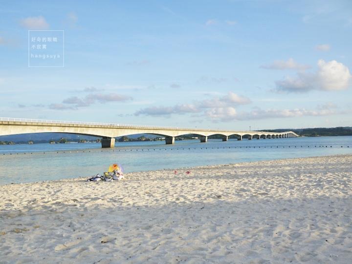 沖繩|跨越古宇利大橋 前去傳說中的神之島–古宇利島