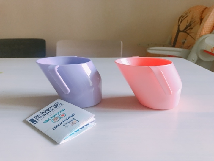 育兒|英國製造 Doidycup彩虹學習杯 學習直飲好幫手