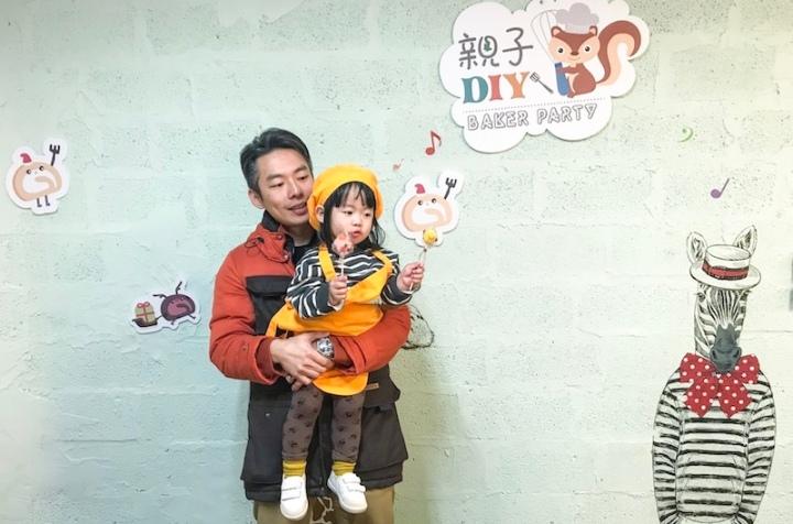 育兒|亞尼克夢想村2號店 親子DIY課程 來做歡樂蛋糕棒