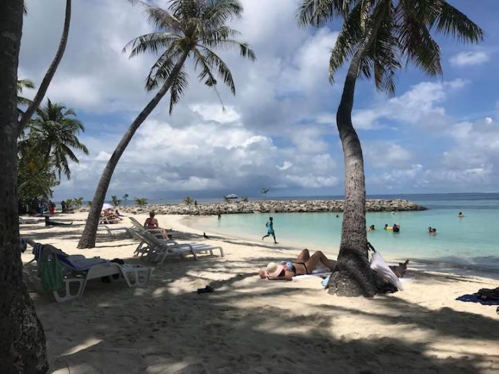 馬爾地夫|機場島-Maafushi居民島往來交通選擇 iCom快艇購票經驗分享